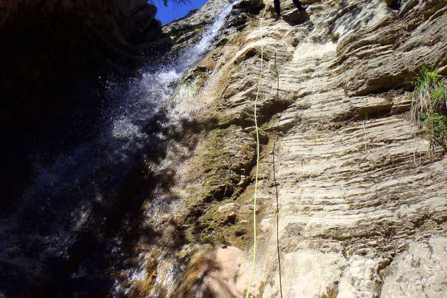 Grekaddict Canyoning in Pappadima at Tzoumerka