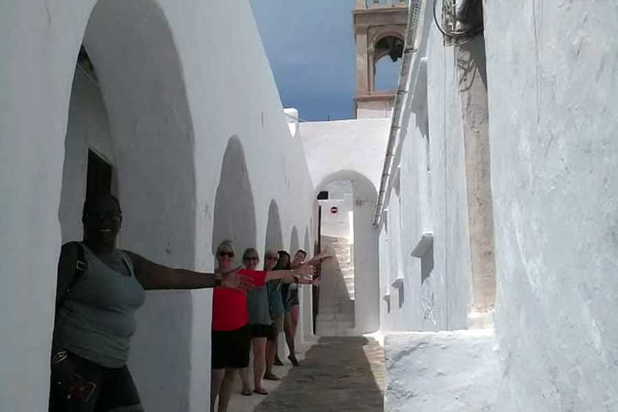 Grekaddict Walking Tour of Mykonos Town