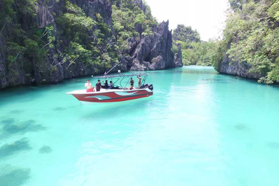 "Philippine Island Cruise Corp Speedboat Pick Up and Drop Off ""SEADUCTION"""