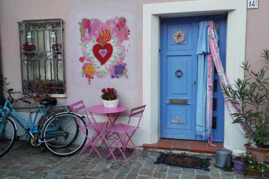 Rimini Reservation Passeggiata al Borgo San Giuliano