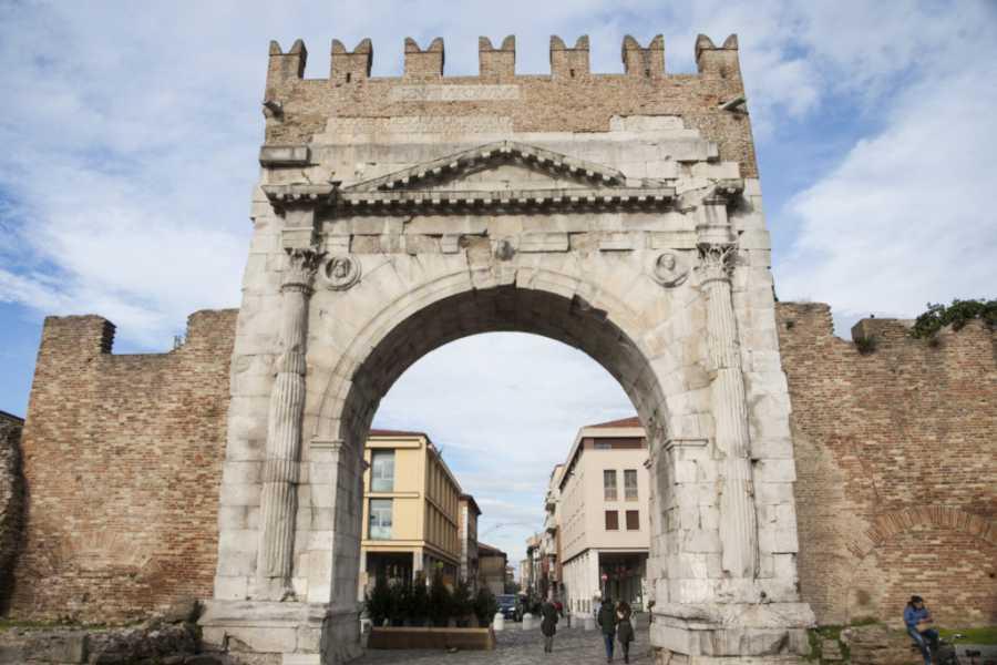 Rimini Reservation Rimini Romana Tour