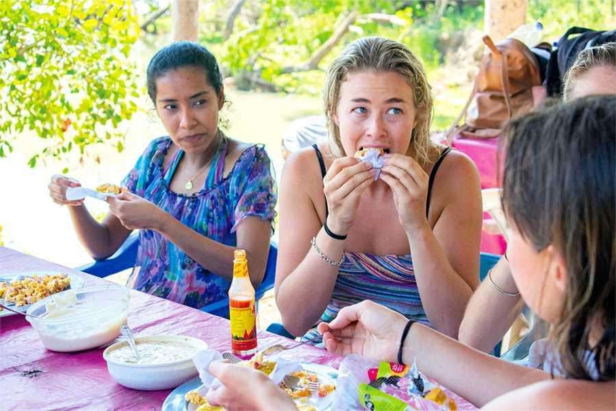 Backpackers 2. Galerazamba Tour: Volcán del Totumo, Las Salinas y el legado de la 'India Catalina'