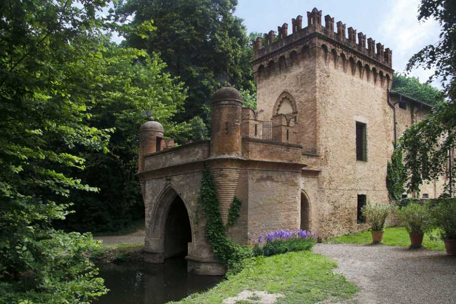 Parma Point Fontanellato and Soragna, Strongholds in the Lowlands