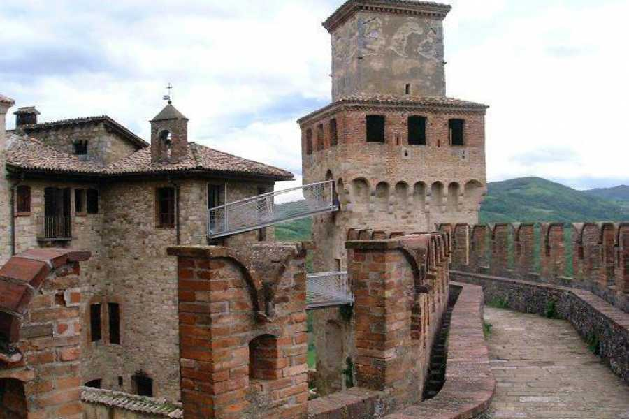 Parma Point Castell'Arquato and Vigoleno