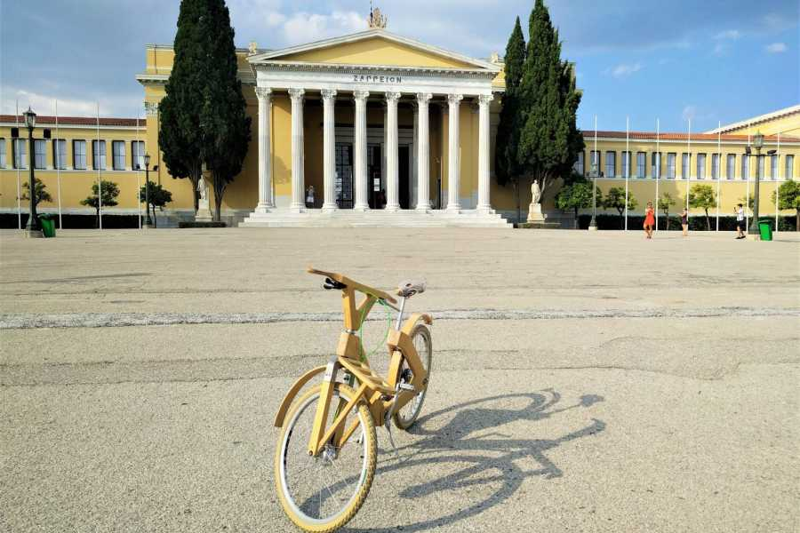 Grekaddict Athens Wooden Bike Tour