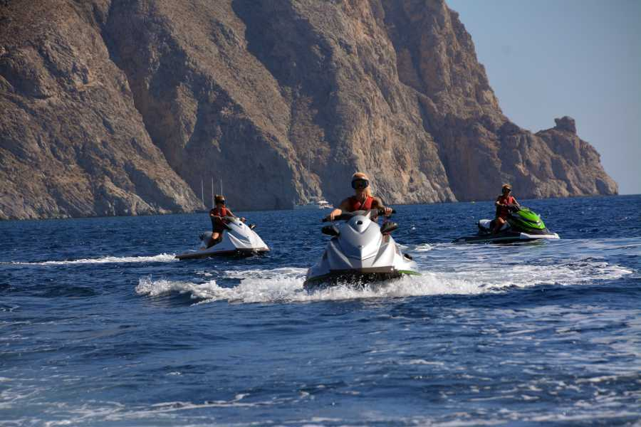 Grekaddict Jet Ski Safari at Santorini