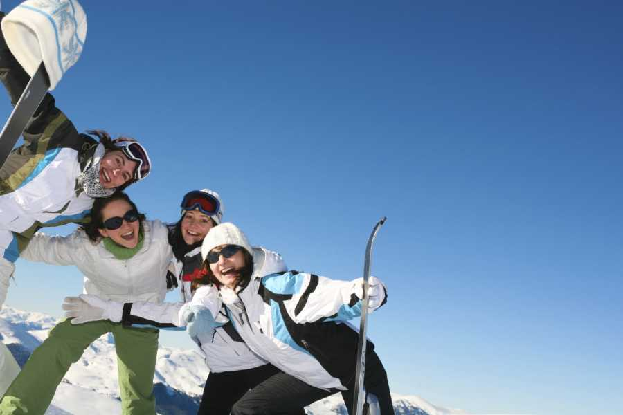 Outdoor Interlaken AG 1 Tag Privat Skiunterricht