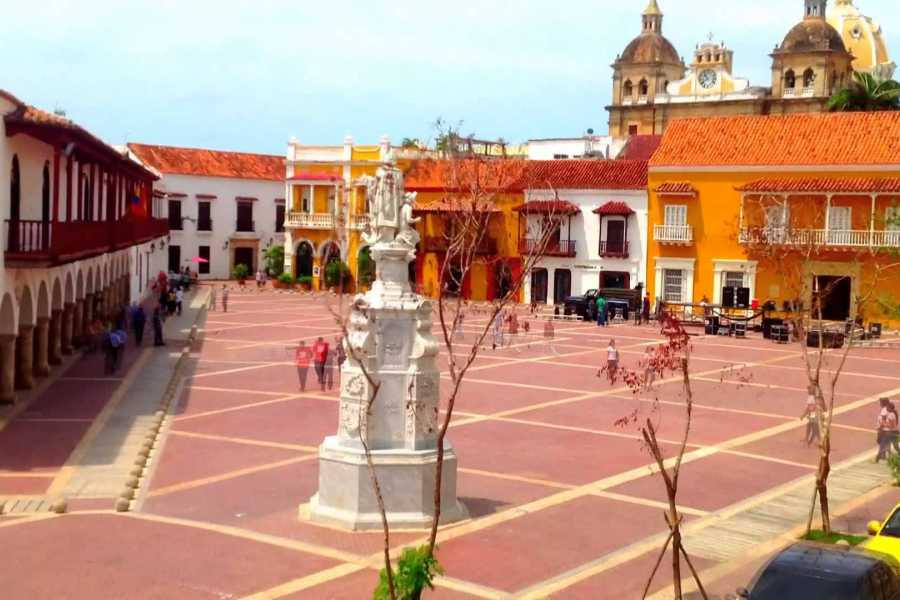 Medellin City Tours Cartagena Half Day City Tour