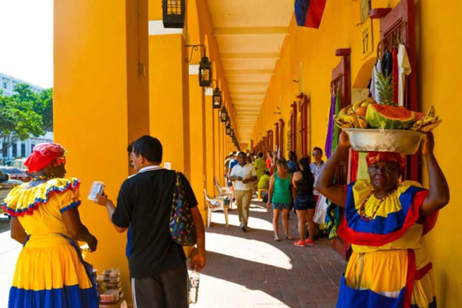 Medellin City Services CARTAGENA'S CUISINE HALF DAY TOUR