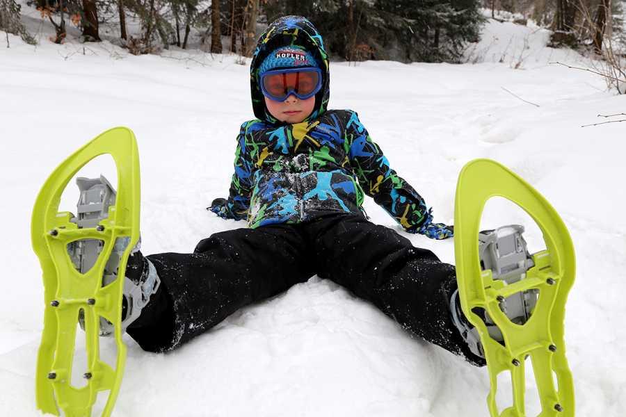 Turistično društvo in Center gorskega vodništva Rent Snowshoes