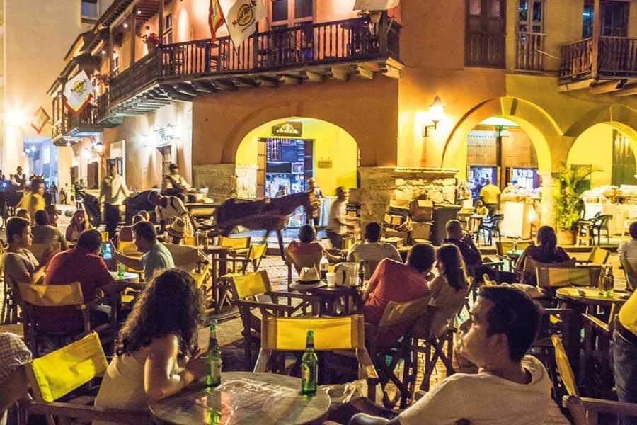 Medellin City Services CARTAGENA SENSATIONAL SALSA TOUR