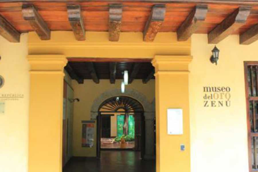Medellin City Services Zenu indigenous inmersive tour from Cartagena
