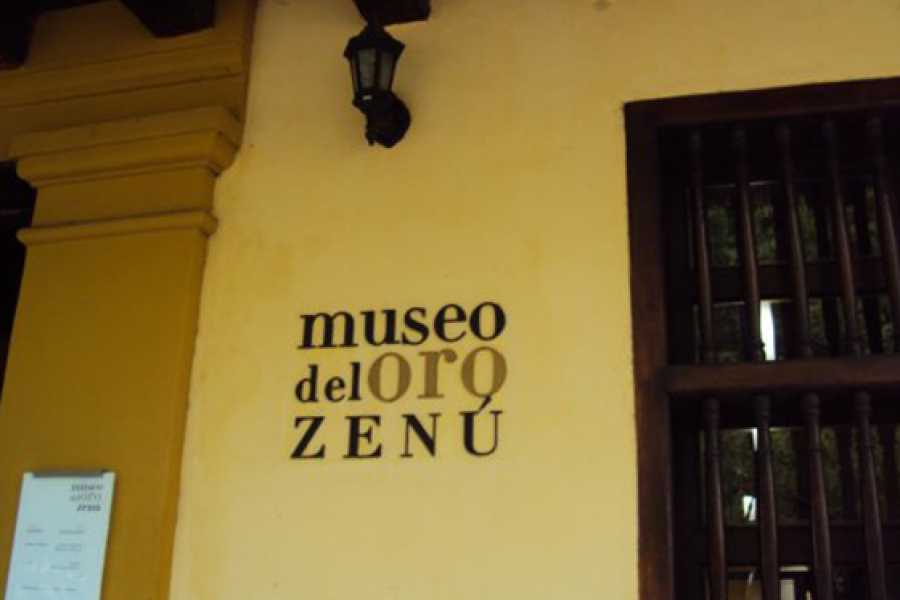 Medellin City Services Zenu indigenous inmersive tour from Cartagena