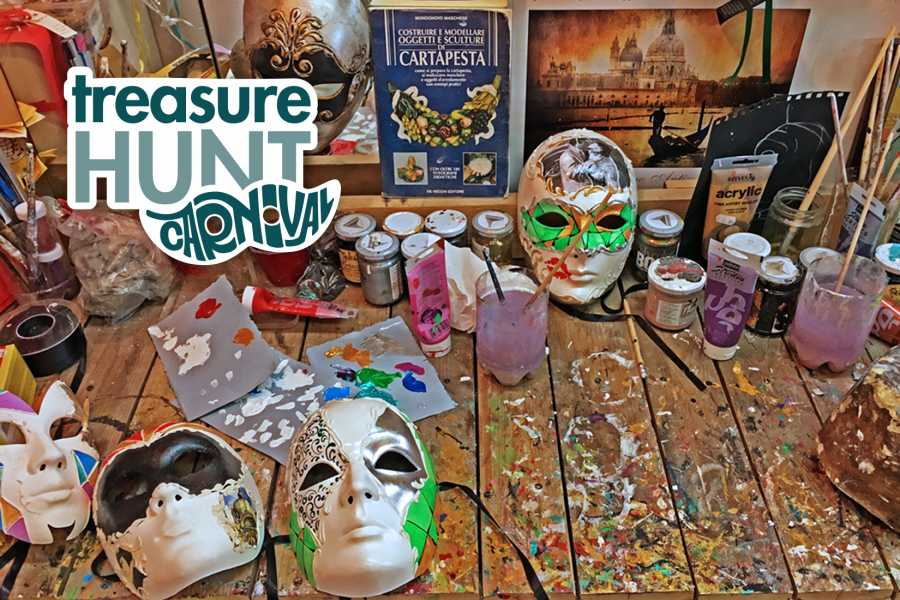 Venice Tours srl Carnival Treasure Hunt (from Saint Mark's area)