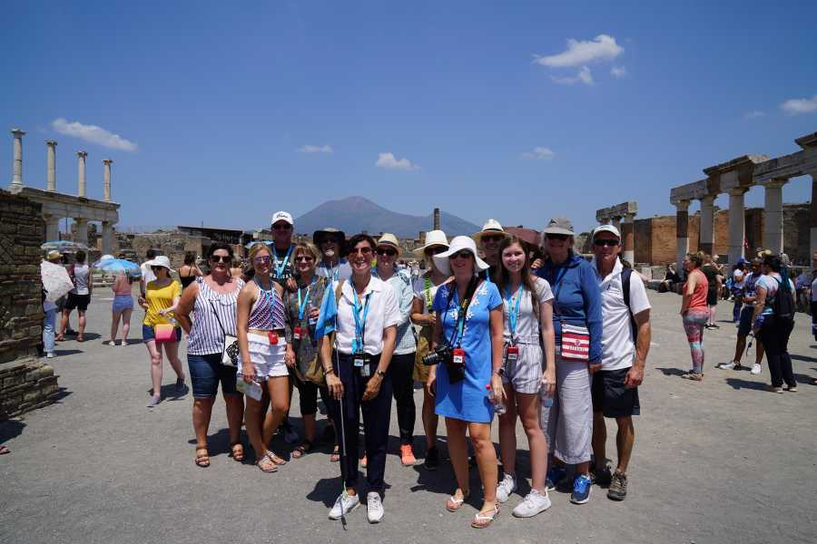 Travel etc From Sorrento: Skip-the-line Pompeii Guided Tour