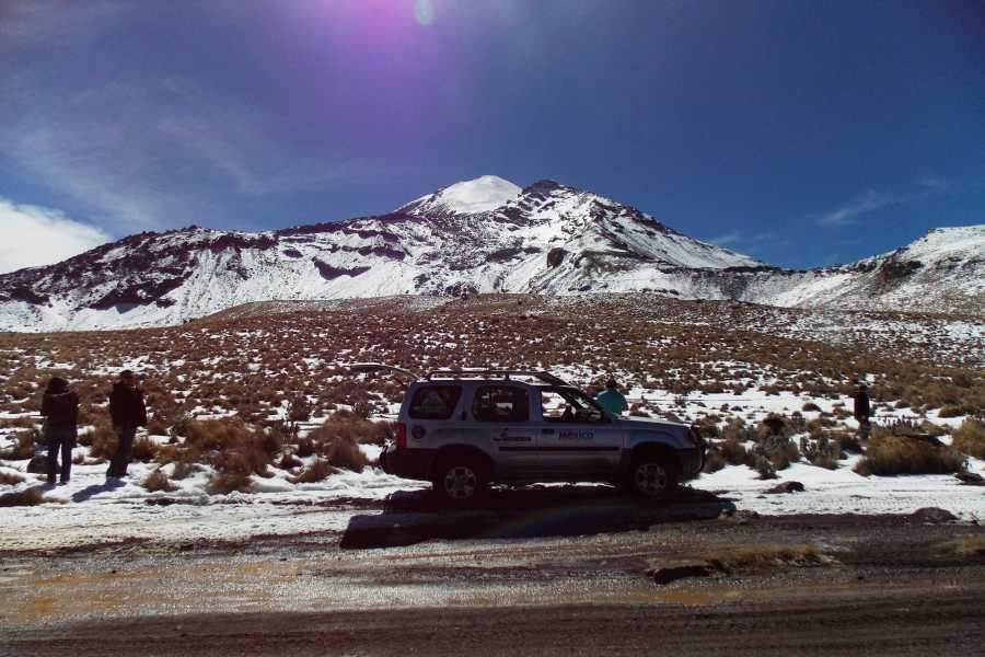 Tours y Tickets Operador Turístico Visita al Pico de Orizaba saliendo desde Orizaba, Córdoba o Fortín