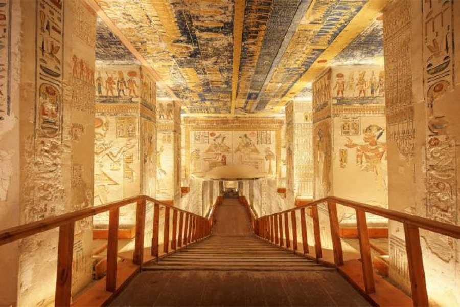 Marsa alam tours Excursión privada a Luxor desde Hurghada