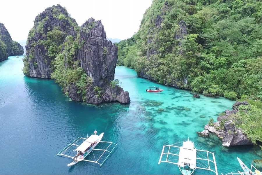 Philippine Island Cruise Corp Private Seaduction Speedboat Charter