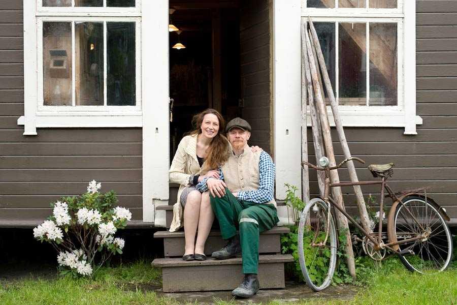 Visit Innherred Veien til gårdsbutikkene i AUK - Stjørdal