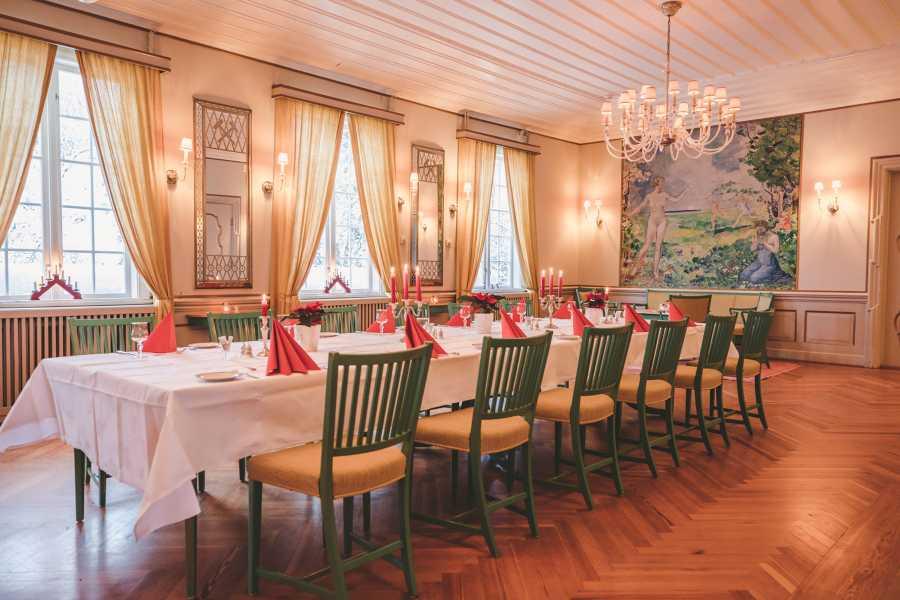 Visit Innherred Kulinarische Erlebungen in historischem Umgebung