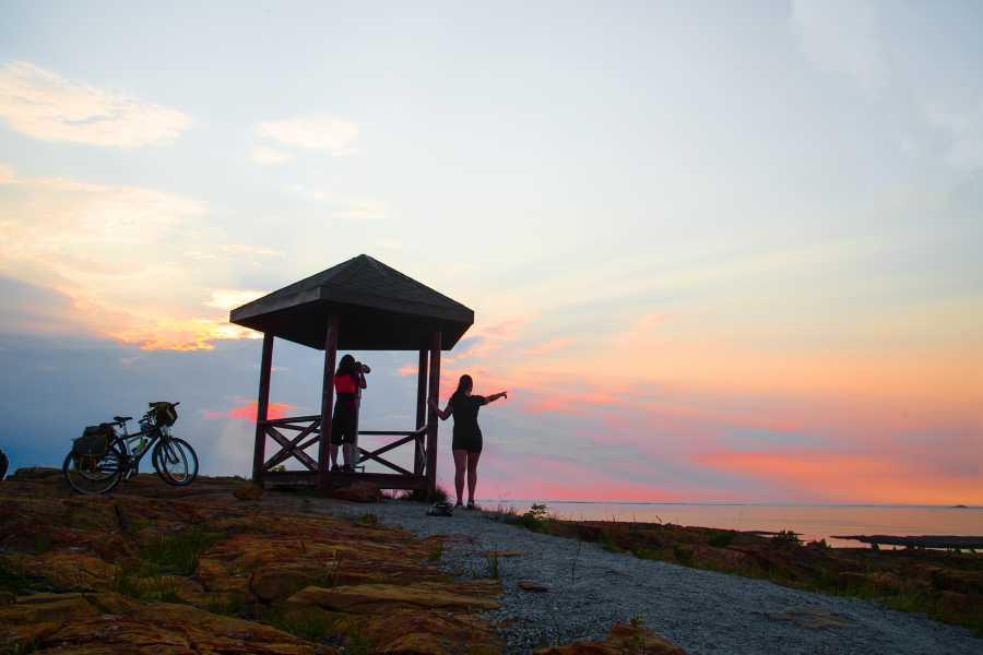 """Visit Innherred Erleben Sie die Insel Leka und die """"auserwählte Kulturlandschaft Skei"""""""