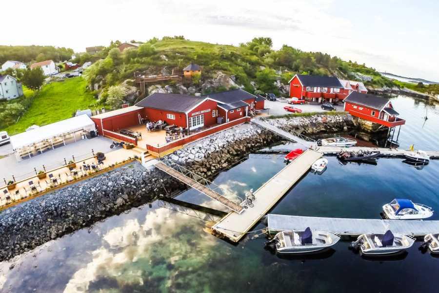 Visit Innherred Fjordens godbiter på Hitra