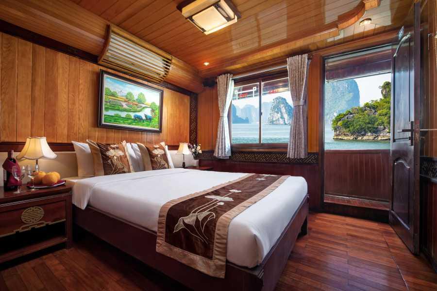 Friends Travel Vietnam Cozy Bay Cruise   2D1N Halong Bay