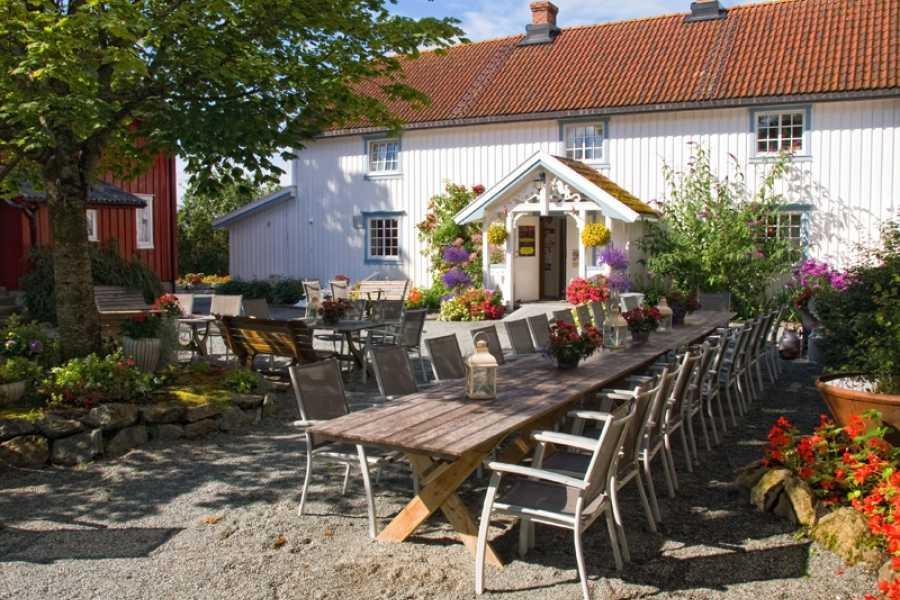 Visit Innherred Klostergården på Tautra