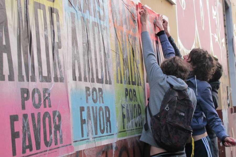 MATE Pintá tu primer graffiti en BA!