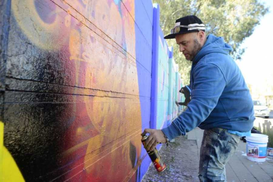 MATE Paint your first graffiti in BA