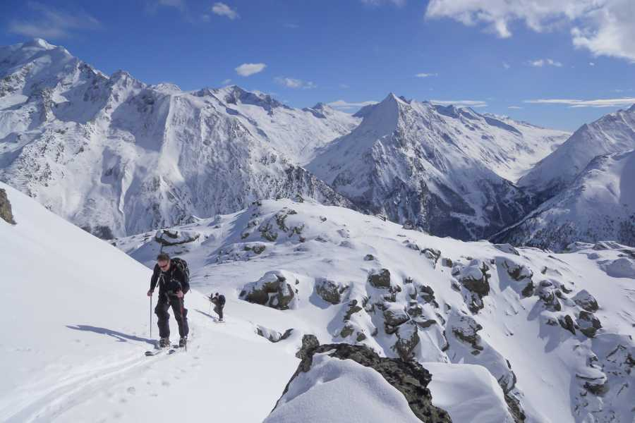 Saas-Fee Guides Winter Kick Off - Backcountry Skitour