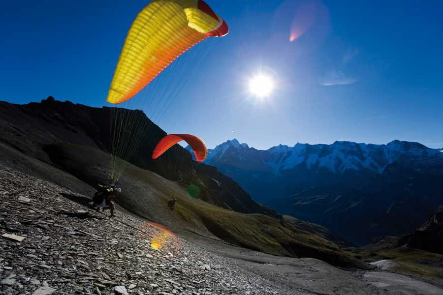 "Paragliding Interlaken GmbH Paragliding ""The Great"""