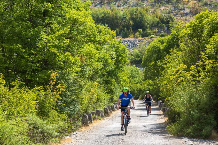 Green Visions Cycling Dubrovnik to Sarajevo