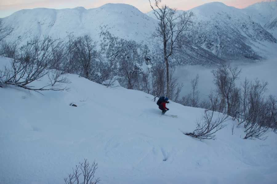 Gloppen Aktiv Avalanche course - 3 days - Feb. 19th - 21st (school holidays)