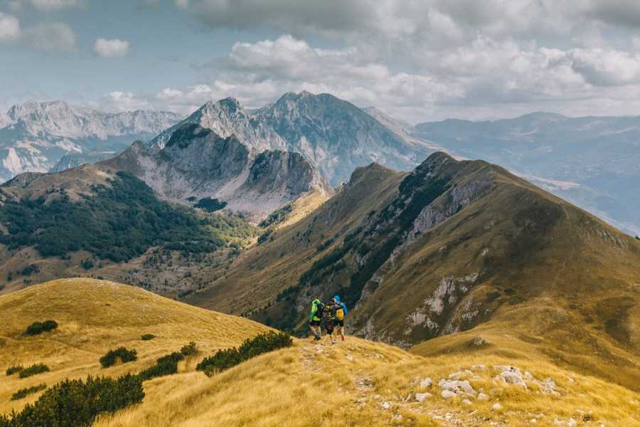 Green Visions Via Dinarica: a Hiking Adventure through Bosnia & Montenegro