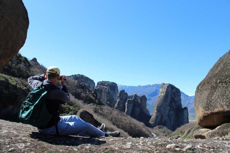 Visit Meteora Private Hiking Tour of Meteora