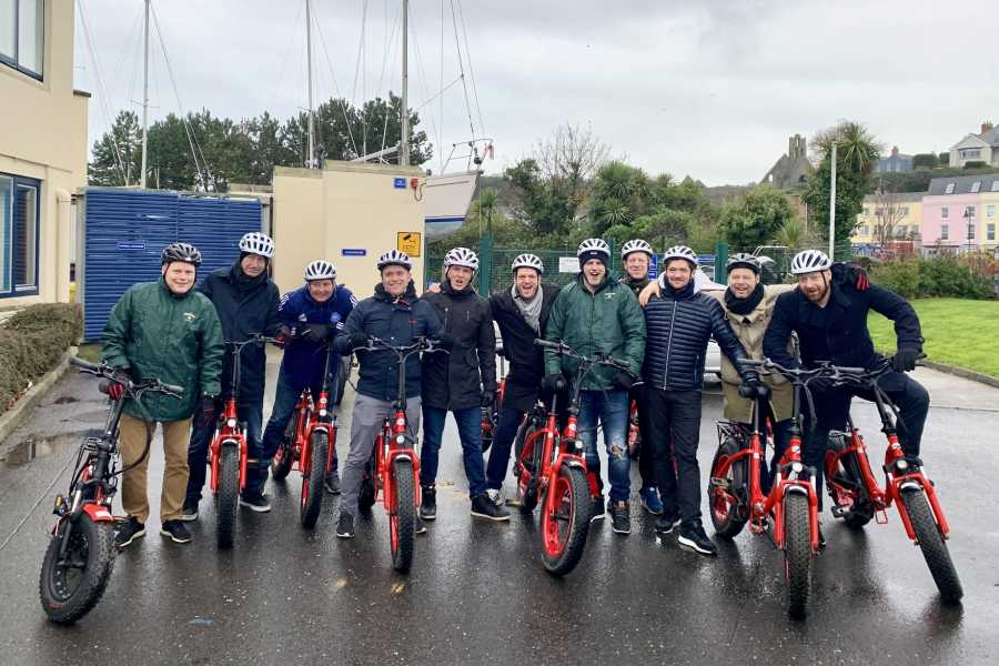 Shane's Howth Adventures Panoramic E-Bike Tour