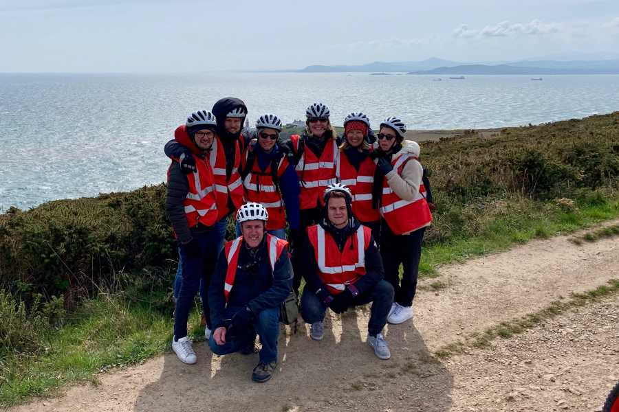 Shane's Howth Adventures 2. Panoramic E-Bike Tour