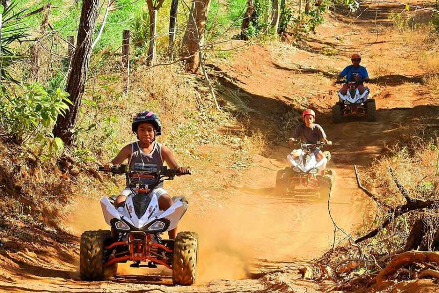 Krain Concierges Family ATV Monkey Sanctuary Ride