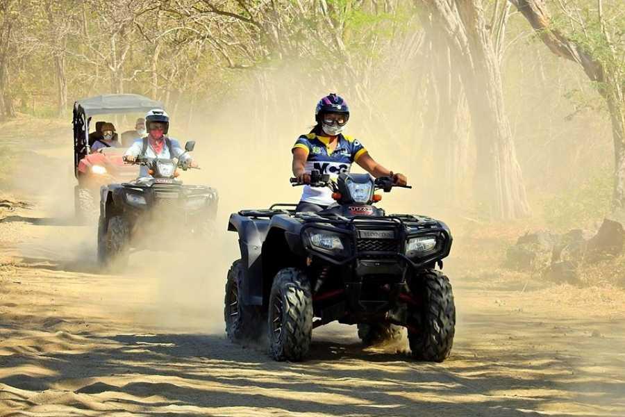 Krain Concierges Family ATV Monkey Sanctuary Ride