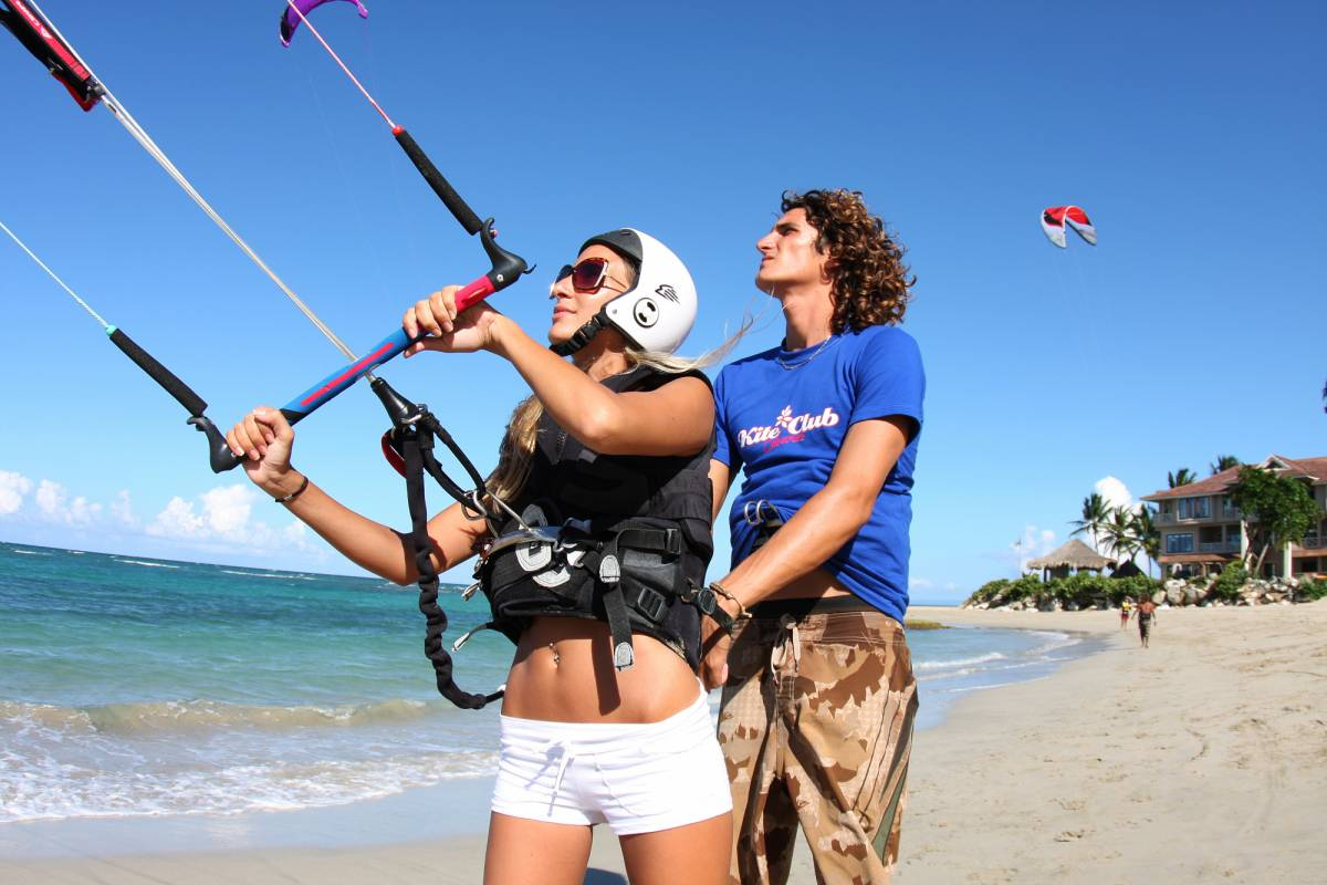 Kite Club Cabarete 1 week Intensive Pack (Private)