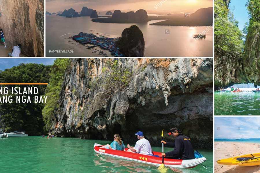 AMICI MIEI PHUKET TRAVEL AGENCY PHI PHI ISLAND CON GUIDA ITALIANA (AM238)