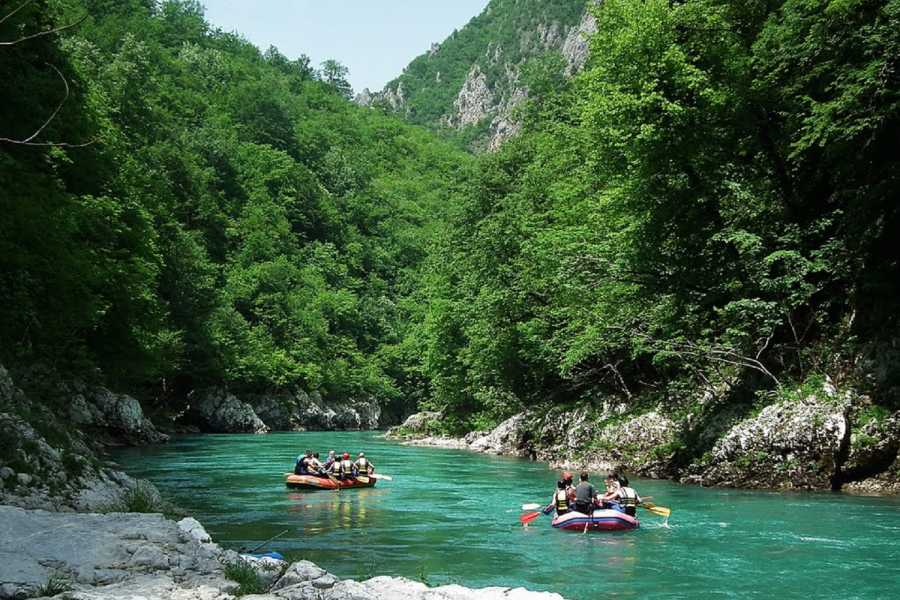 Green Visions Sutjeska Park & Tara river (2days)