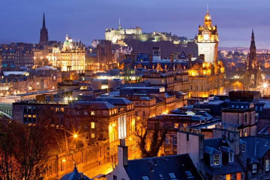 . Edinburgh Package A