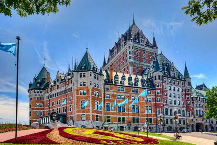 Dream Vacation Tours FRENCH - Old Quebec & Quebec City (visit,shopping & more)