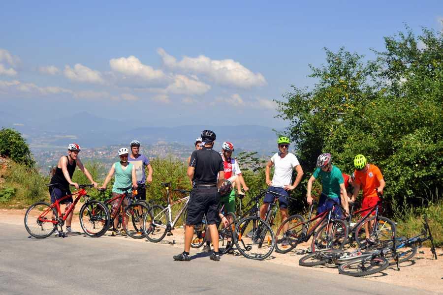 Green Visions Trebevic Biking Adventure