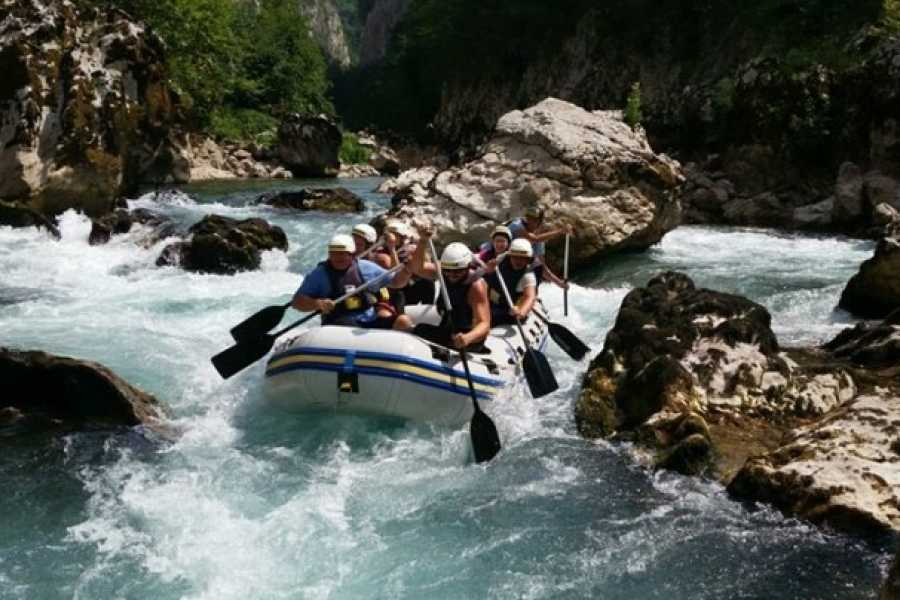 Green Visions Bjelasnica Hike, Bike & Raft Tour (3Days)