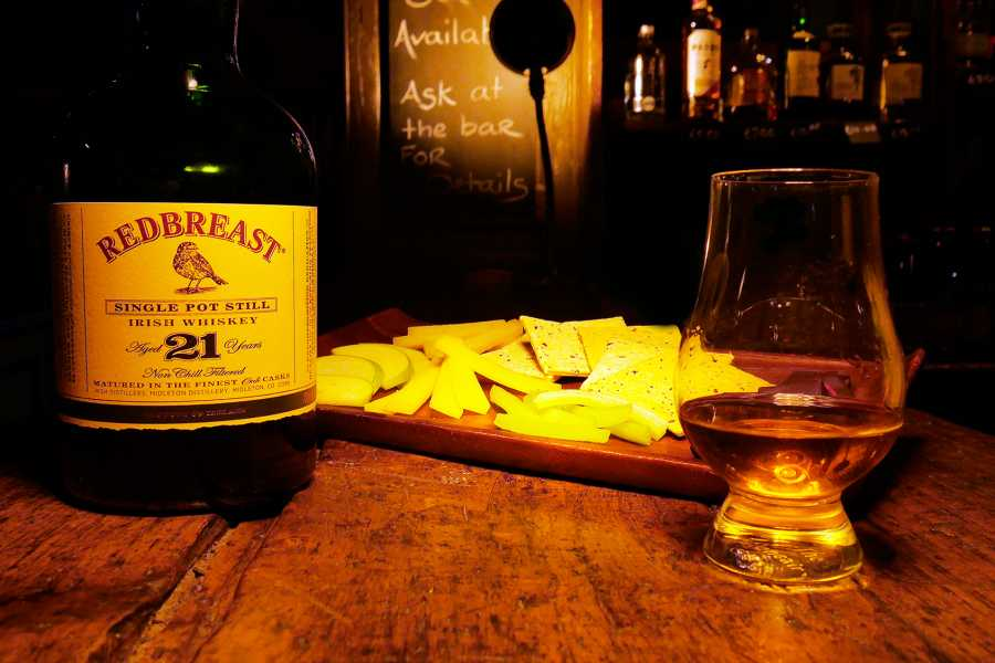 Dublin Whiskey Tours Blend your own whiskey