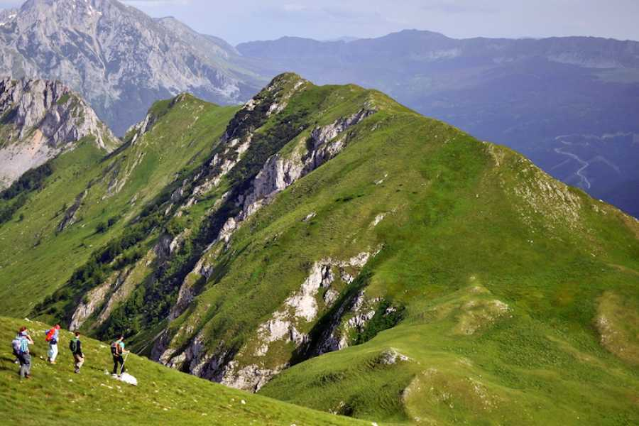 Green Visions Sutjeska Park Bike, Hike & Raft Tour (3Days)