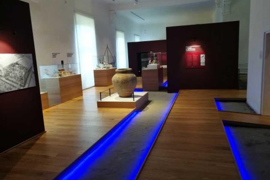 Emilia Romagna Welcome Delta Antico Museum in Comacchio